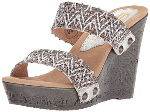 Sbicca Sbicca Sbicca Women's Dottie Wedge Sandal B0754DHQXG Shoes c5f677