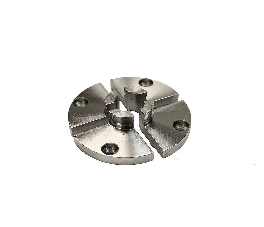 NOVA 71107 25mm (1'') Jaw Set for Chucks (Type II)
