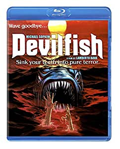 Devil Fish aka Monster Shark [Blu-ray]