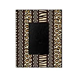 CafePress - African Print - Decorative 8x10 Picture Frame