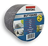 Self Adhesive Flashband - Soudal Butyband Flashing Tape 10m x 100mm