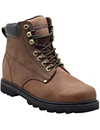 Men's Industrial Construction Boots | Amazon.com