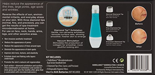 Buy nubrilliance microdermabrasion skin care system