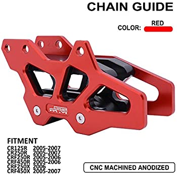 Star-Trade-Inc Motorcycle Chain Guide Guard Protector For Honda CR125R CR250R CRF150R CRF250R CRF250L//M CRF450R CRF250X CRF450X XR250