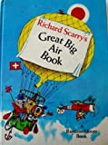 Richard Scarry's Great Big Air Book, Richard Scarry, 0394921674