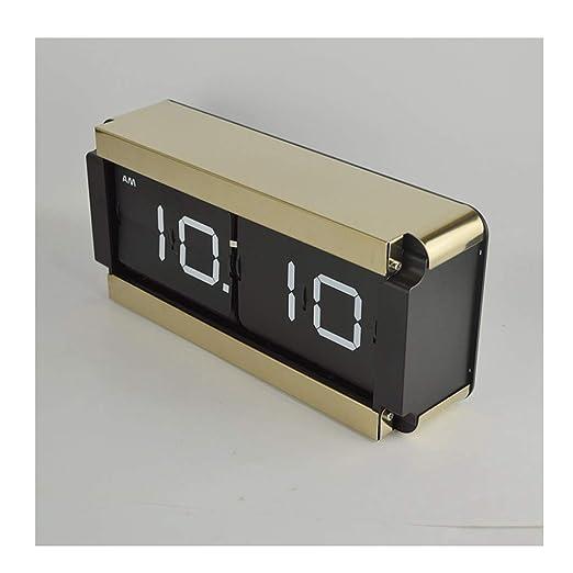 ZGP % Reloj clásico Página de Reloj de Escritorio Relojes de Mesa ...
