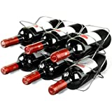 Rabbit Space-Saver Wine Rack