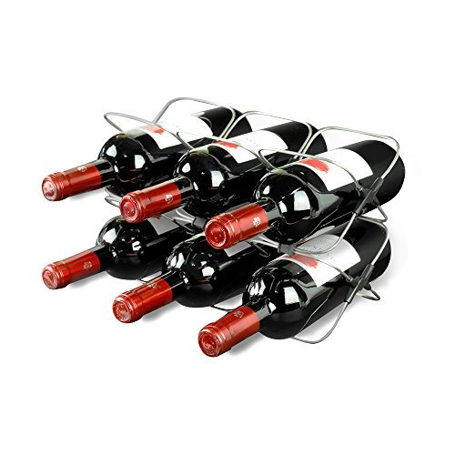 Rabbit Space Saver Wine Rack by Rabbit