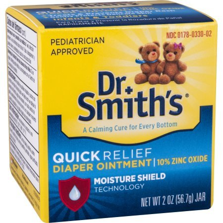 (Dr. Smiths Dr. Smiths Premium Blend Diaper Ointment, 2 oz (Pack of 2))
