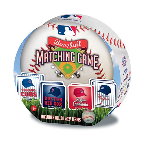 MasterPieces MLB Baseball Teams Matching Game