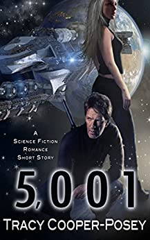 5,001 (The Endurance) by [Cooper-Posey, Tracy]