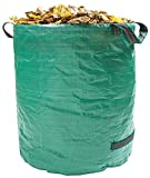 AP Garden Bag, Gardening Bag 72 Gallons Collapsible and Reusable Gardening Containers Garden Leaf Waste Bag for Lawn and Leaf (72 Gallon)