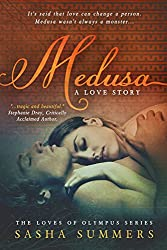 Medusa, A Love Story (Loves of Olympus Book 1)