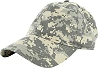 DealStock Plain 100% Cotton Hat Men Women Adjustable Baseball Cap (30+ Colors)