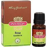 Inveda Rose Essential Oil, 10ml