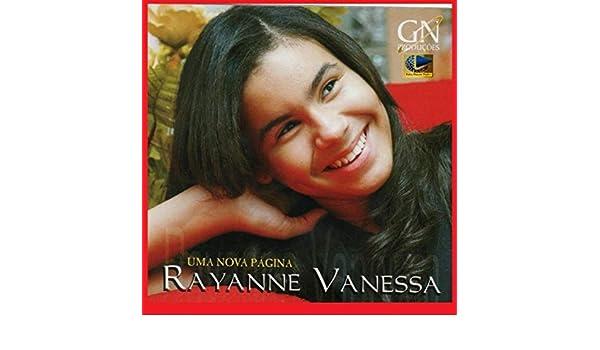 NOVA DE PAGINA VANESSA GRATIS BAIXAR UMA RAYANNE CD