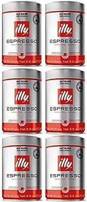 illy Classico Ground Espresso, Medium Roast