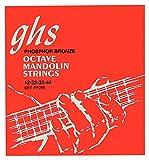 GHS Octave Mandolin 8-Str Phosphor Bronze 12-44 PF285