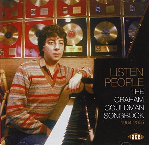 CD : Listen People (Various Artists) (CD)
