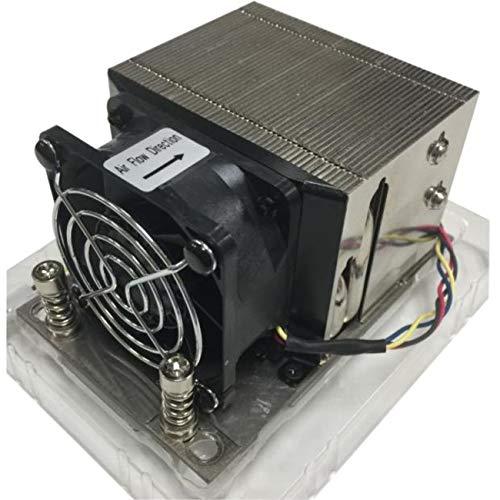 Supermicro Fan SNK-P0063AP4 H11 AMD EPYC 7000 Series CPU Heat Sink Socket SP3 Brown - Series Sp3
