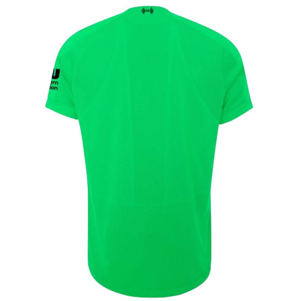 New Balance Liverpool Kids Away Goalkeeper Shirt 2019/20-Large ...