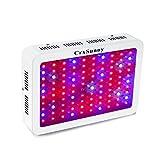 CrxSunny 1000W LED Grow Light Full Spectrum Grow Lamp for Indoor Plants Veg and Flower