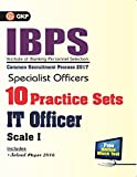IBPS Specialist Officers 10 Practice Sets for IT Office Scale I 2017