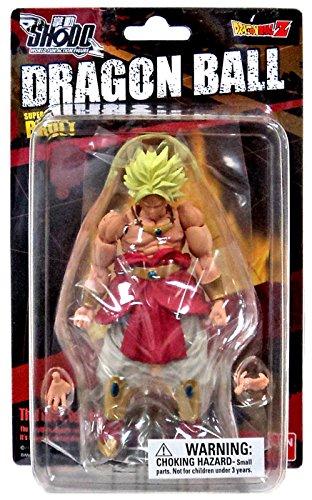 Dragon Ball Z Dragon Ball Kai Neo Shodo Super Saiyan Broly 3.75 PVC Figure by Dragon Ball Z