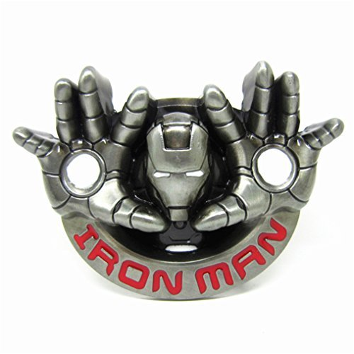 Iron Man Cosplay Belt Buckle