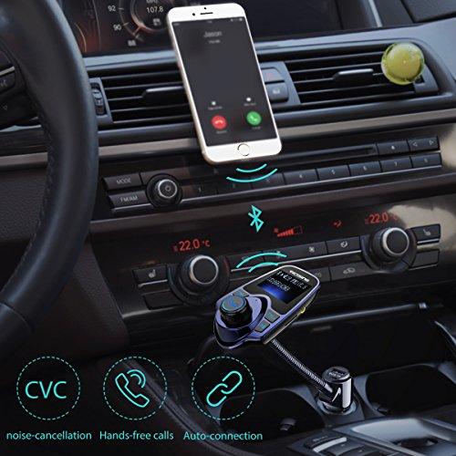 Хобби VicTsing Bluetooth FM Transmitter