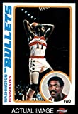 1978 Topps # 25 Elvin Hayes Bullets (Basketball Card) Dean's Cards 6 - EX/MT Bullets