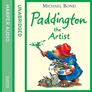 Paddington the Artist Audiobook