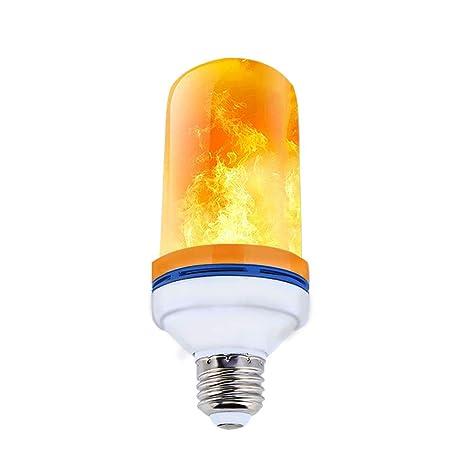 LED Flammeneffekt Feuer Glühbirne Flackern Lampe Simulierte
