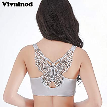 Amazon.com: GuiZhen 2018 Underwear Women Bra Lingerie Push Up Front Closure Plus Size 120 CDE Cup Seamless Brassiere Wire Free bh Sujetador: Garden & ...