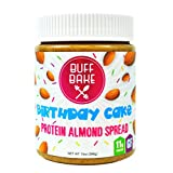 Buff Bake - Protein Almond Butter - Birthday Cake - 368G