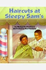 Haircuts at Sleepy Sam's by Michael R. Strickland (1998-09-01) Hardcover