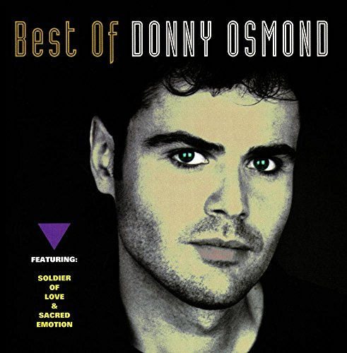 Best Of Donny Osmond, The