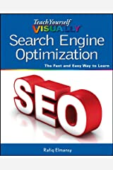 Teach Yourself VISUALLY Search Engine Optimization (SEO) Paperback
