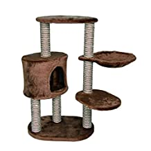 Trixie 44620 Moriles Cat Tree, Brown