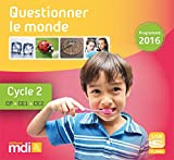img - for Questionner le monde - cl  USB cycle 2 - 2019 (DECOUVRIR LE MONDE) (French Edition) book / textbook / text book