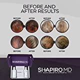 Hair Loss Shampoo and Conditioner   All-Natural DHT Blockers for Thinning Hair Developed by Dermatologists   Experience Healthier, Fuller & Thicker Looking Hair – Shapiro MD   1-Month Supply