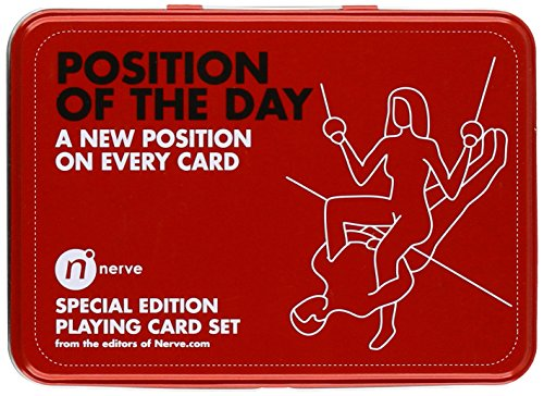 (Position of the Day Tin Double Deck Collectible Poker Playing Cards)