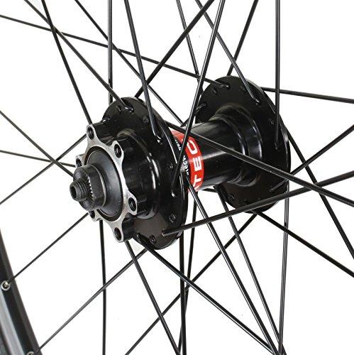 "WTB SX19 Mountain Bike Bicycle Novatec Hubs & Tires Wheelset 11s 29"" QR"