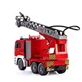 1/20 RC WATER PUMPING FIRE TRUCK DOUBLE E