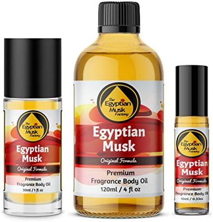 Egyptian Musk Oil Choose Roll