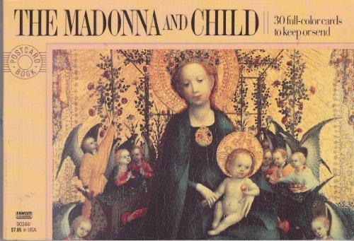 Postcard Madonna - Postcard Books: The Madonna and Child