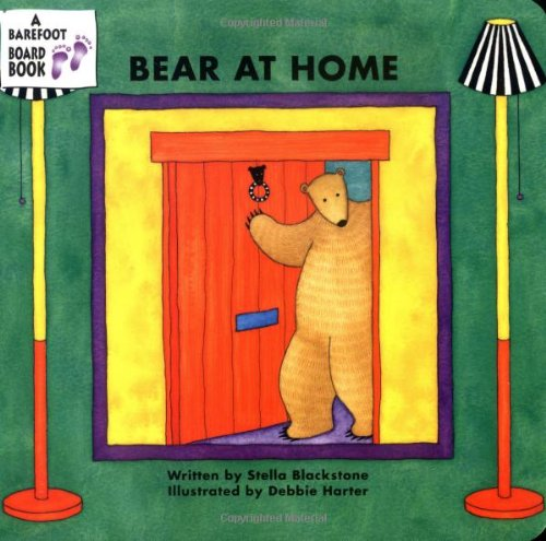 Read Online Bear at Home pdf