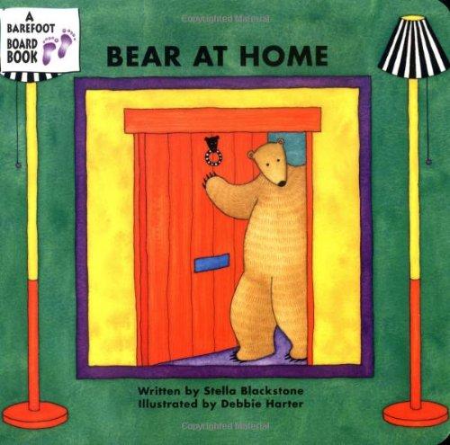 bear at home - 1