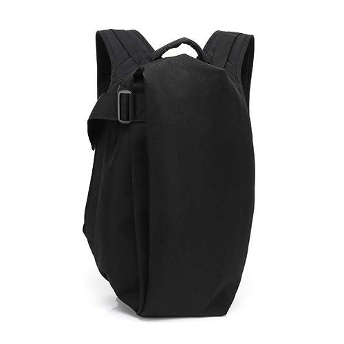 VHVCX USB Diseño Mochila Hombres minimalista Moda mochila portátil de viaje unisex bolsas de las mujeres del bolso de escuela para chicos, chicas, ...