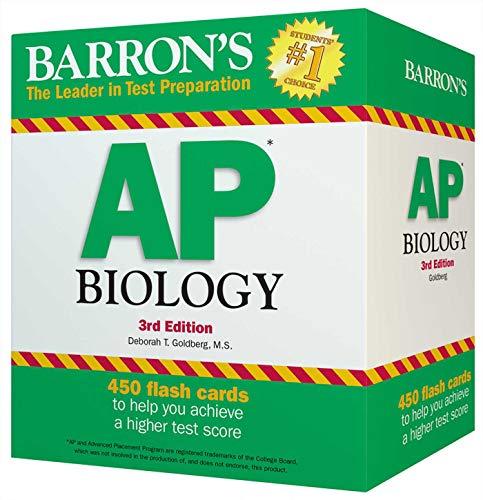 Pdf Science Barron's AP Biology Flash Cards